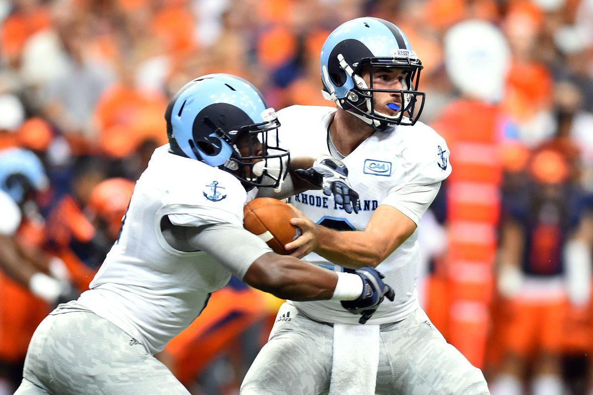 NCAA Football: Rhode Island at Syracuse