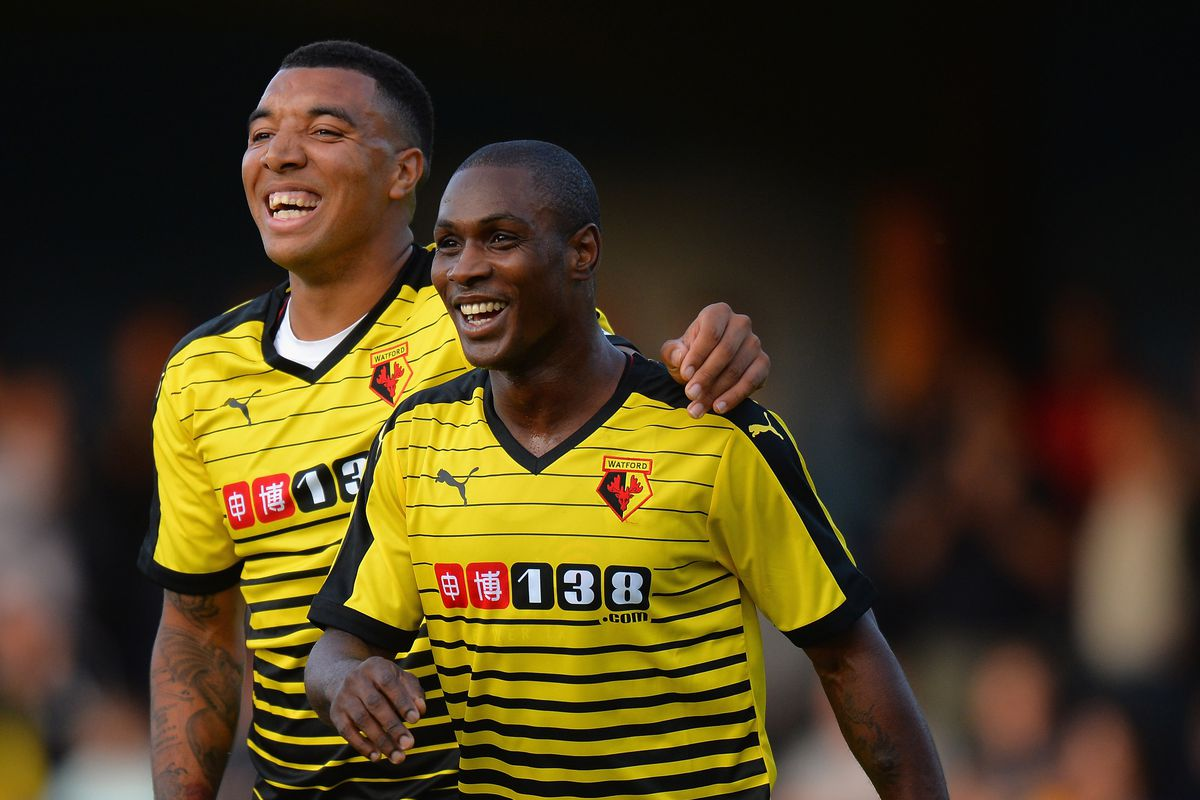 10 goals in 16 appearances for Watford - surely Ighalo deserves the same plaudits as Jamie Vardy?
