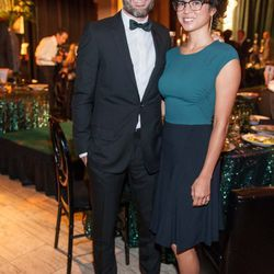 Twitter co-founder Evan Williams and Sara Williams