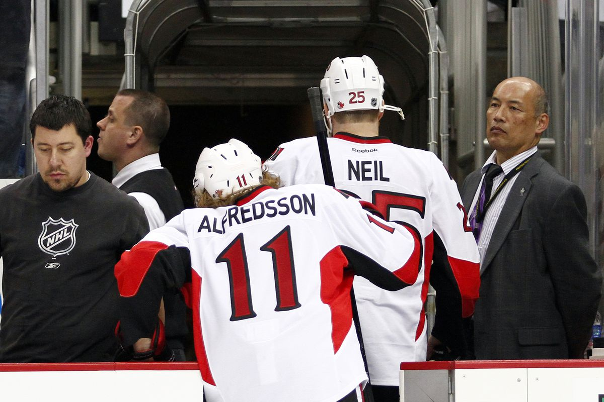 This is how the story ends for the Senators.