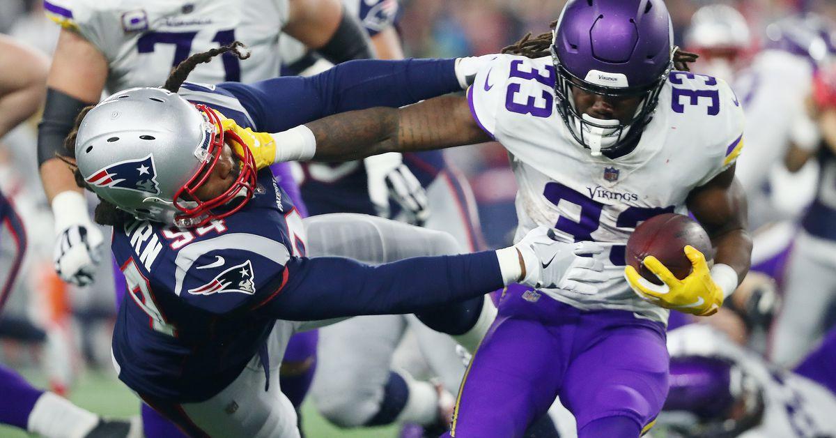 Minnesota Vikings News and Links, December 7th, 2018