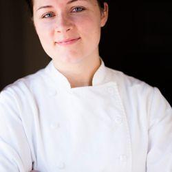 Jessica Largey, Chef de Cuisine at Manresa in Los Gatos, CA. [Photo courtesy Manresa]
