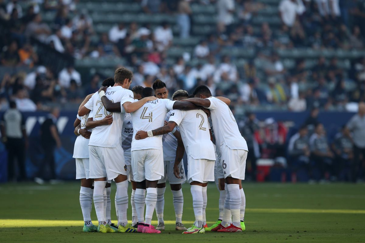Los Angeles Football Club v Los Angeles Galaxy