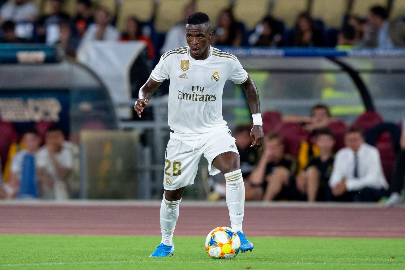 PSG asked for Vinicius in deal for Neymar