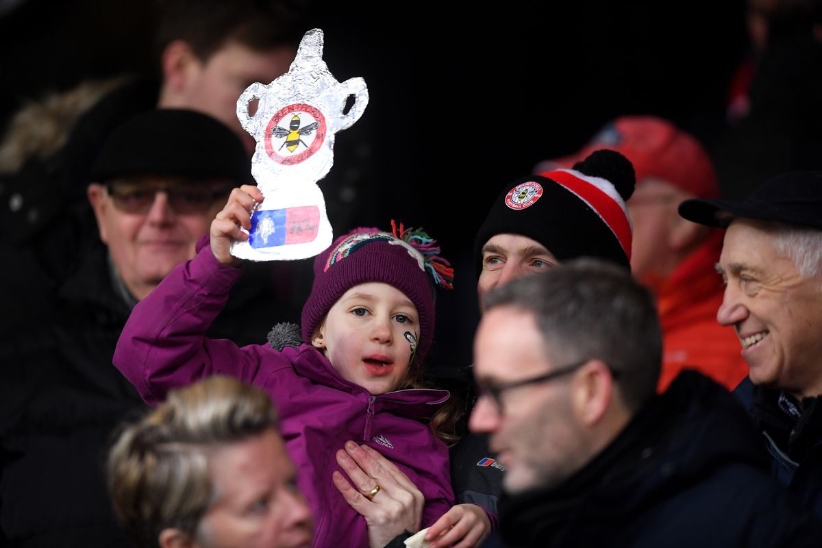 Brentford FC v Leicester City - FA Cup Fourth Round
