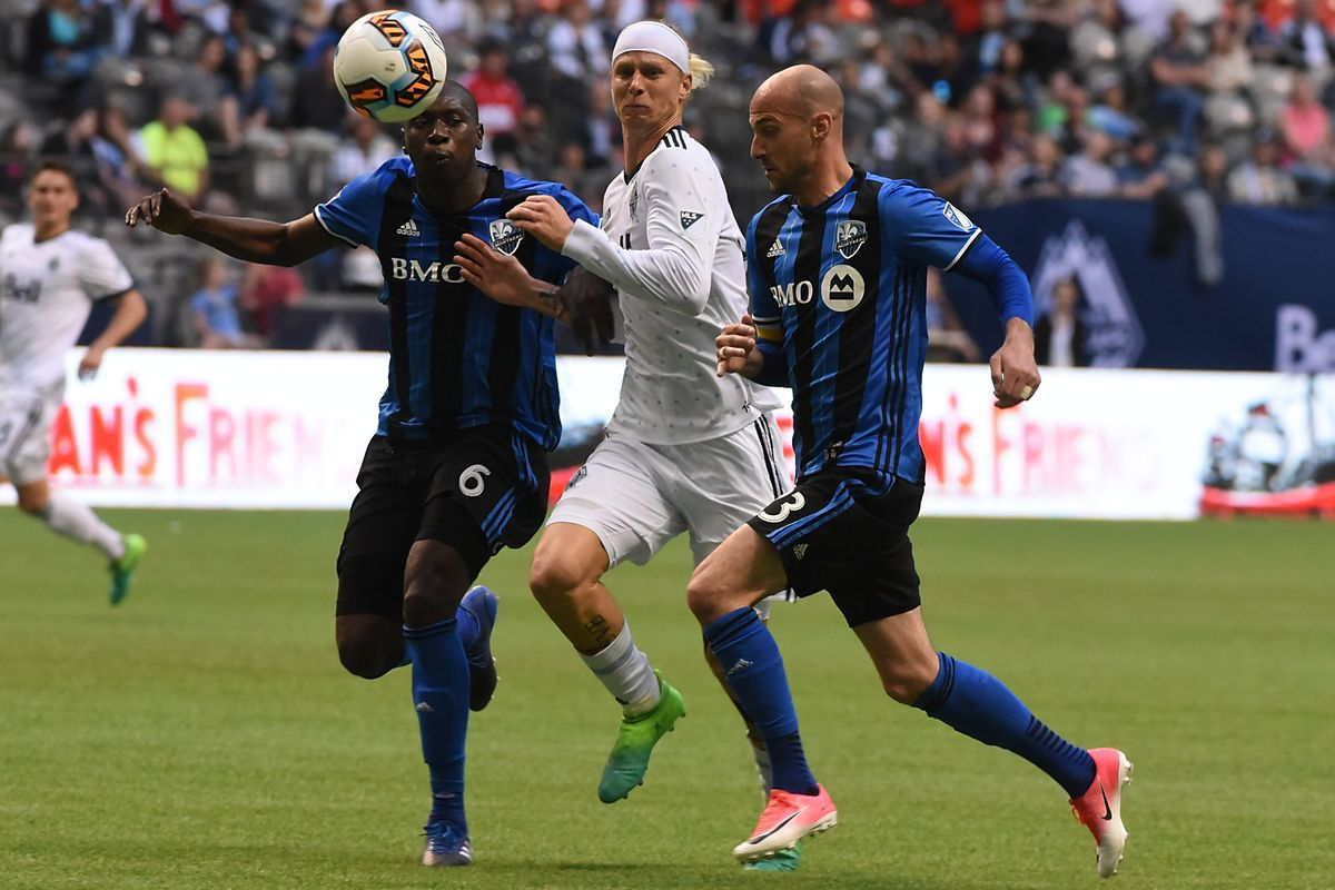 MLS: Canadian Championship-Montreal Impact at Vancouver Whitecaps FC