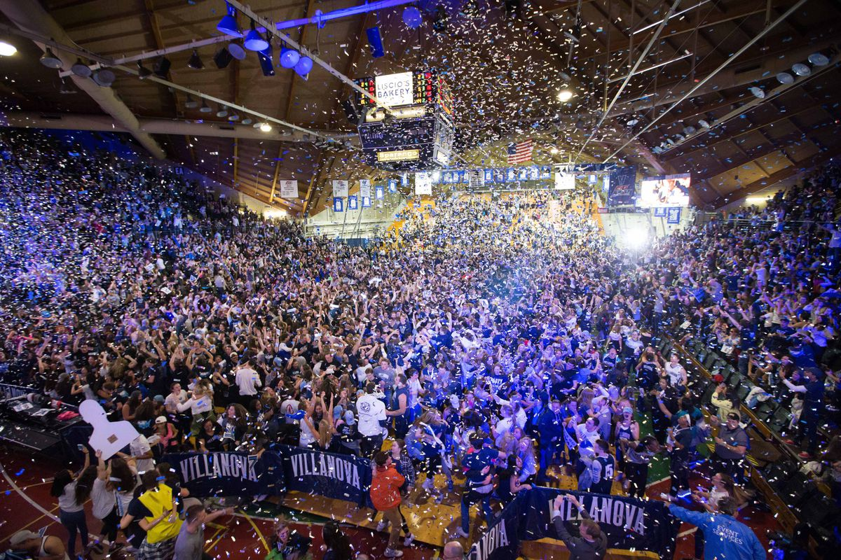 NCAA Basketball: Final Four-Championship Game Scenes
