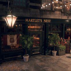 The Martlet's Nest (Westminster) drink location