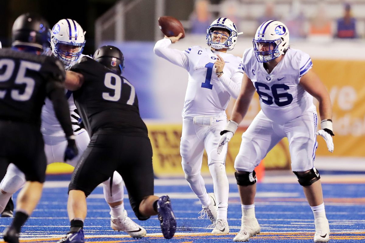 BYU and Boise State resume their college football rivalry on Saturday in Provo.