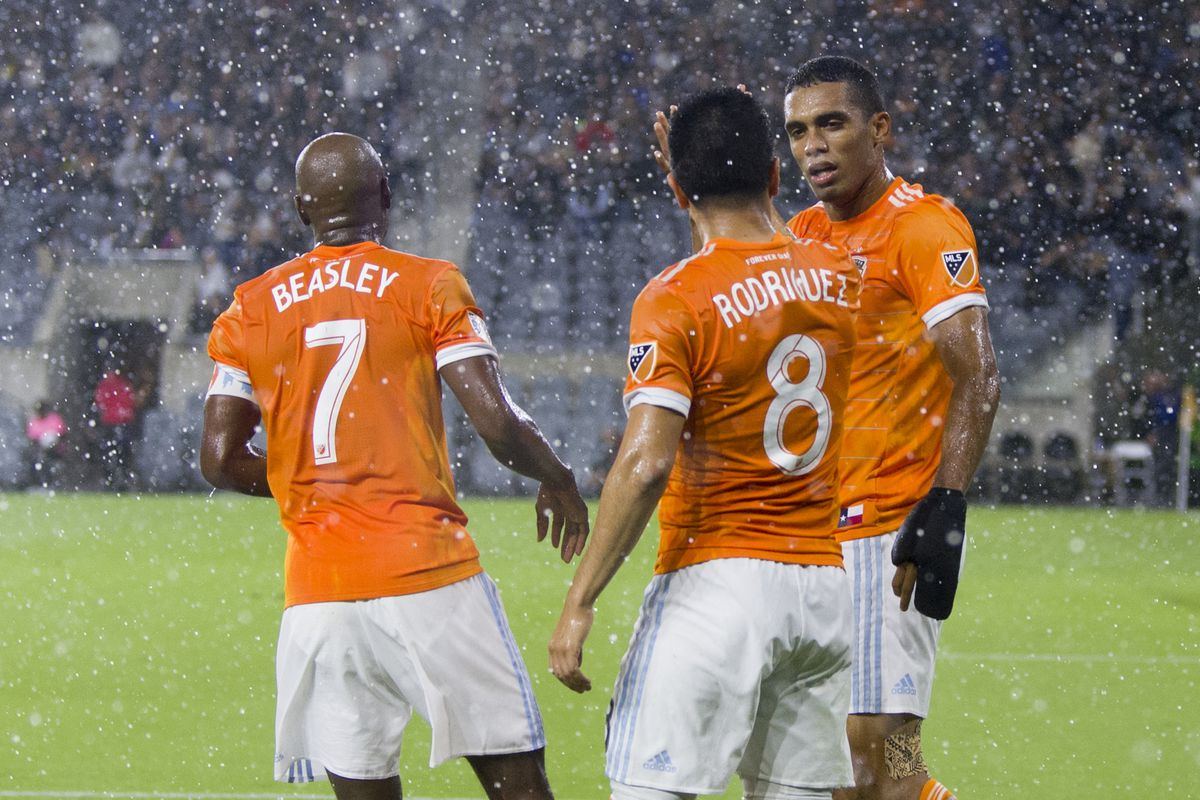 quick thoughts on the 2018 houston dynamo season and rate the