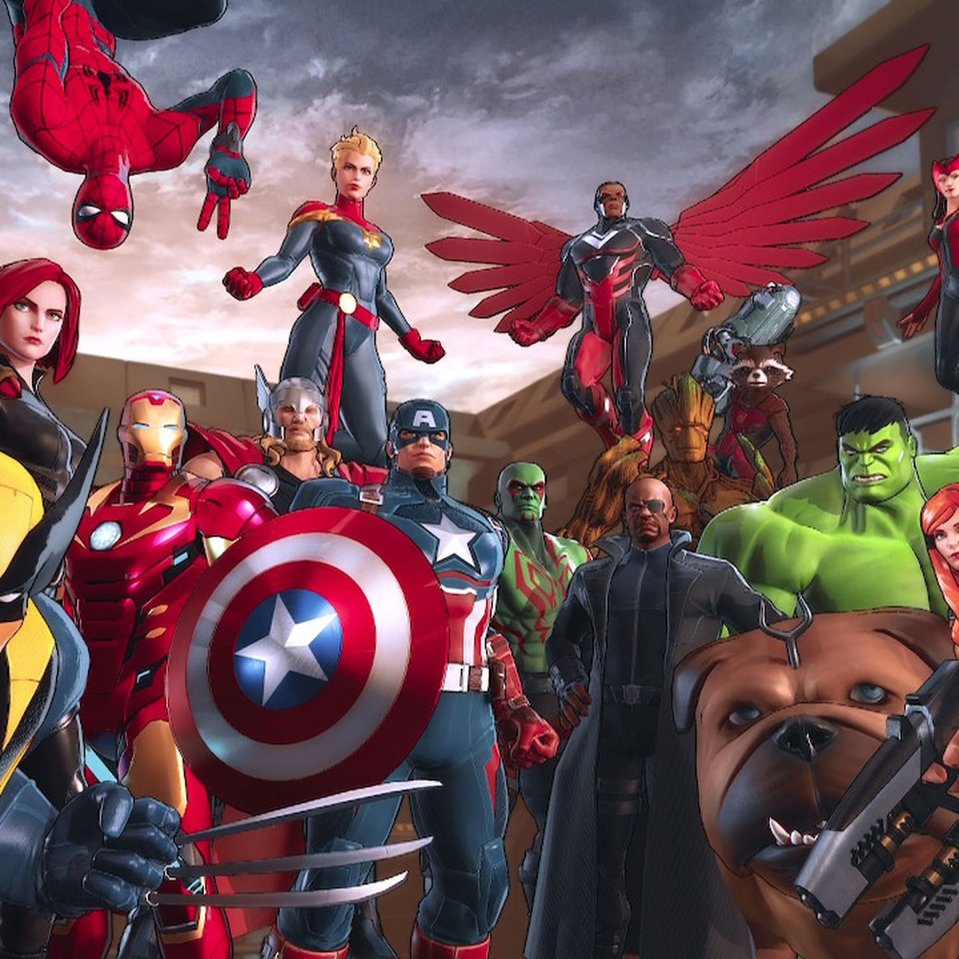 Marvel Ultimate Alliance 3 beginner's guide - Polygon