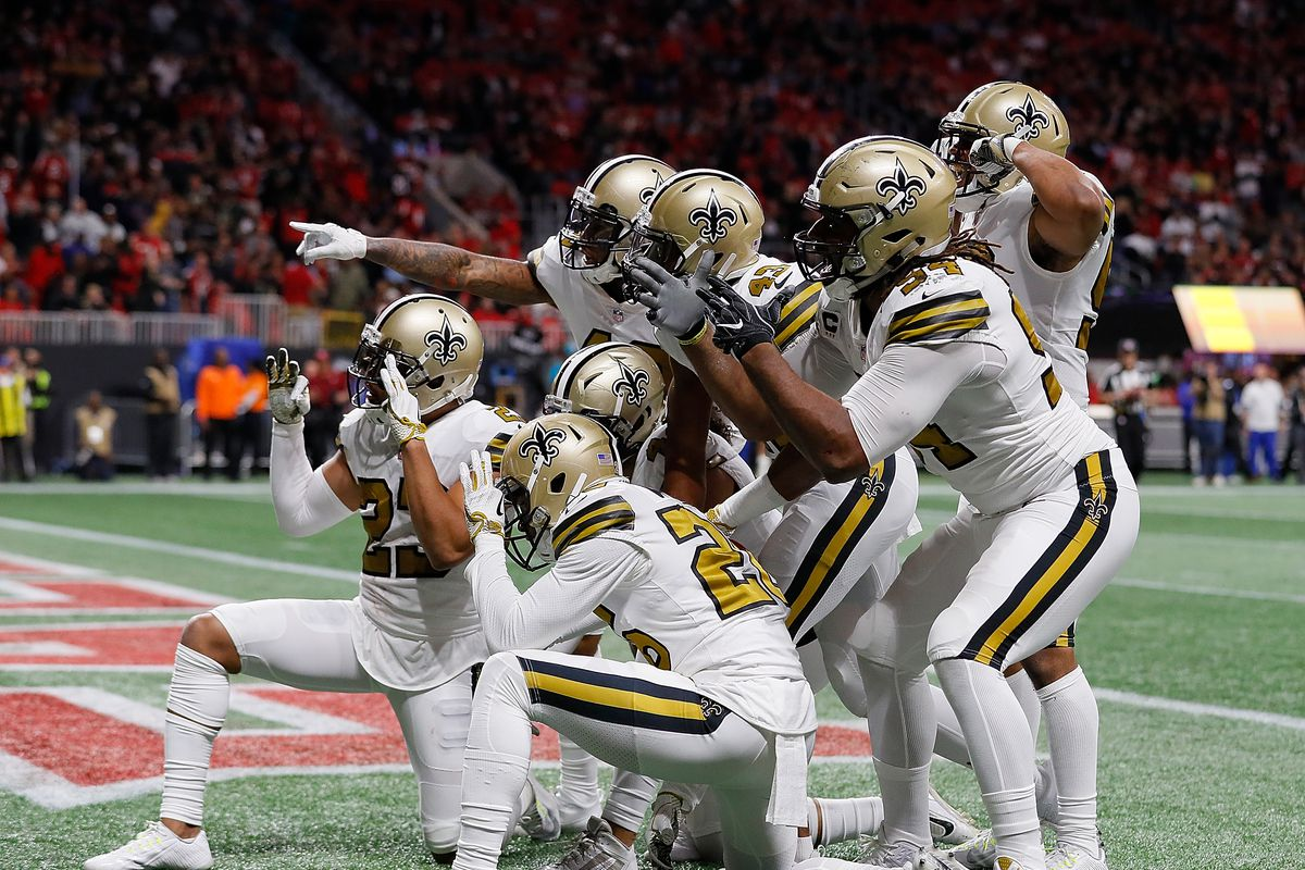 Saints Vs Falcons Game Time Tv Radio Online Streaming