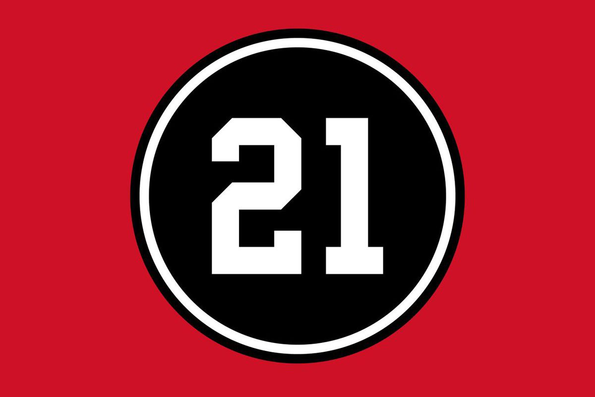 f99d7a2d6 Blackhawks to wear No. 21 patch in honor of Stan Mikita during 2018-19  season