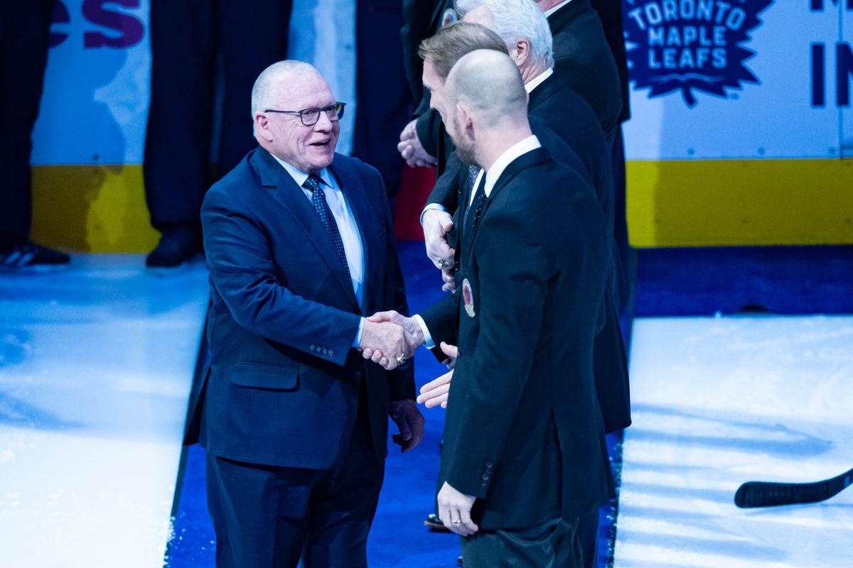 NHL: NOV 15 Bruins at Maple Leafs