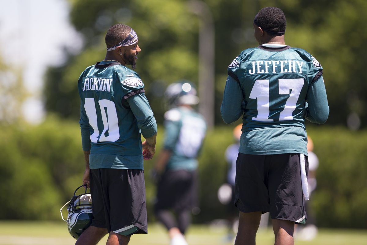 Philadelphia Eagles have a great group of wide receivers heading into 2019