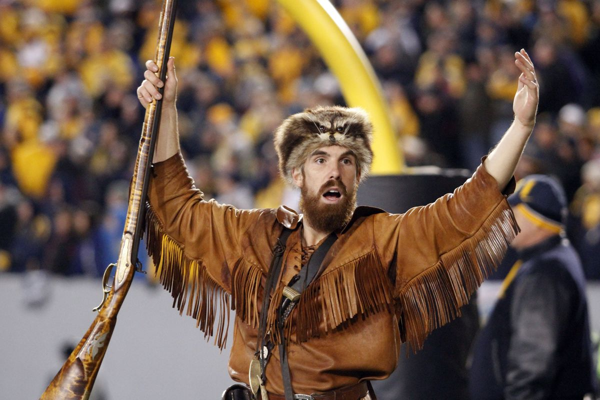 I believe all West Virginia fans have this beard, and it will take much more than seeing WVUIE97 on Skype without one to convince me otherwise, he was probably just hiding it.