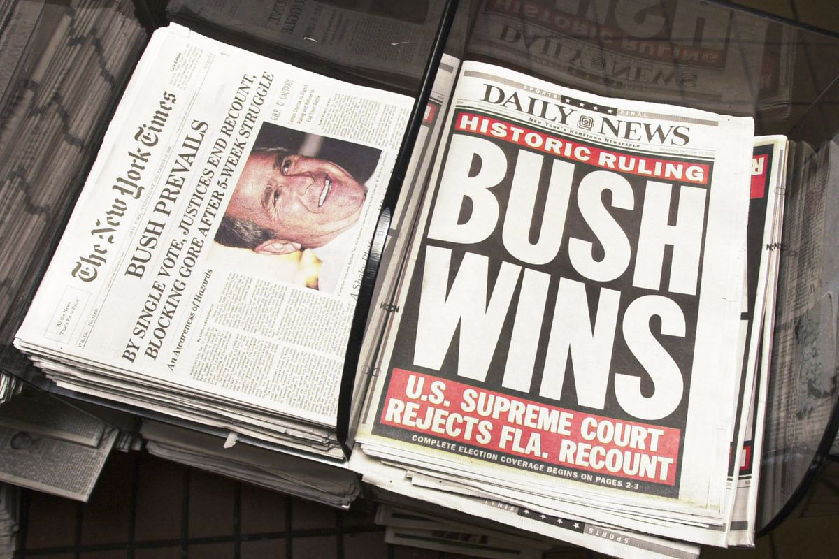 The most important election is always now, from Bush vs. Gore to Trump vs. Biden