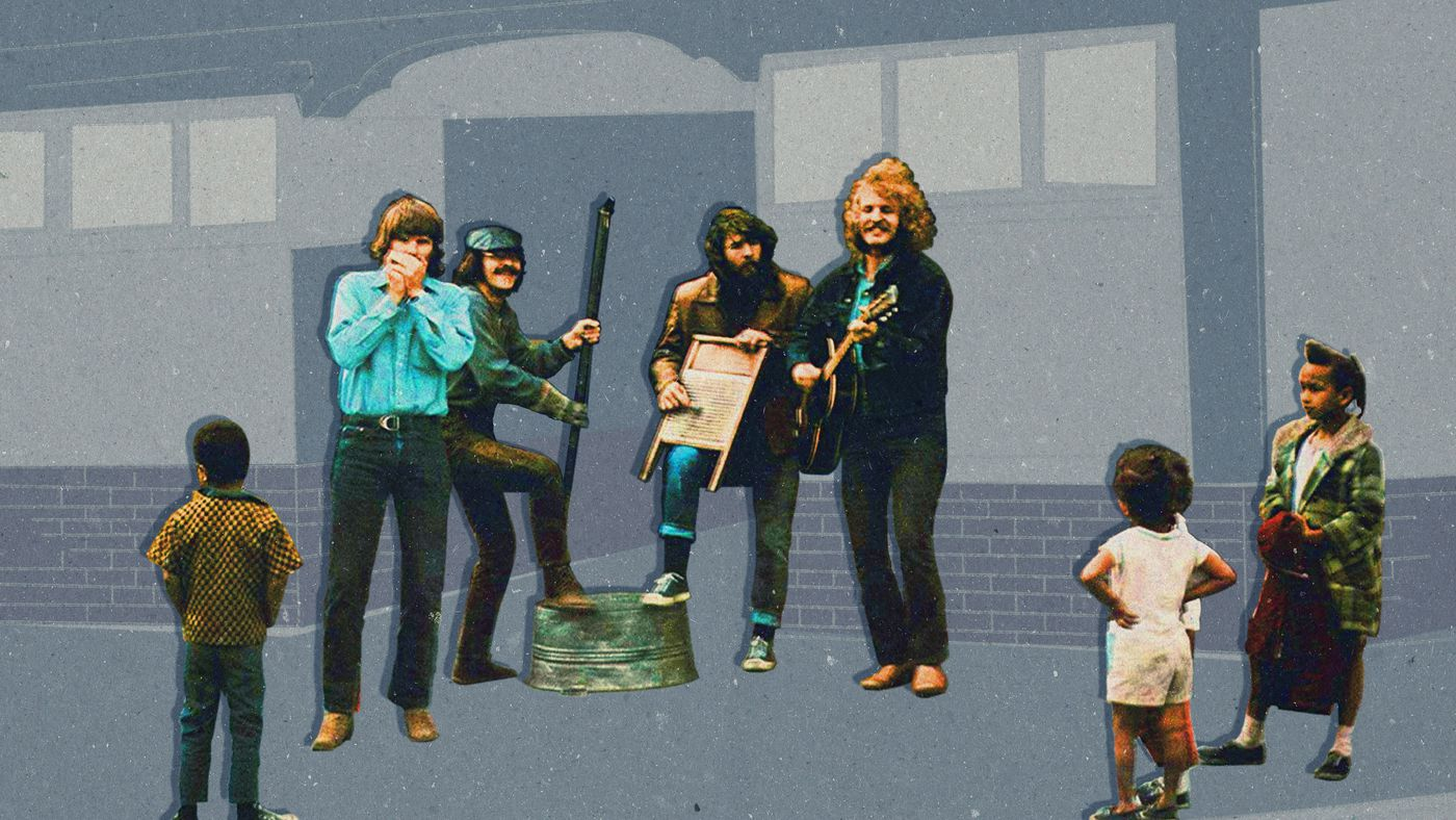 Celebrating Creedence Clearwater Revival's Astonishing 1969 Run