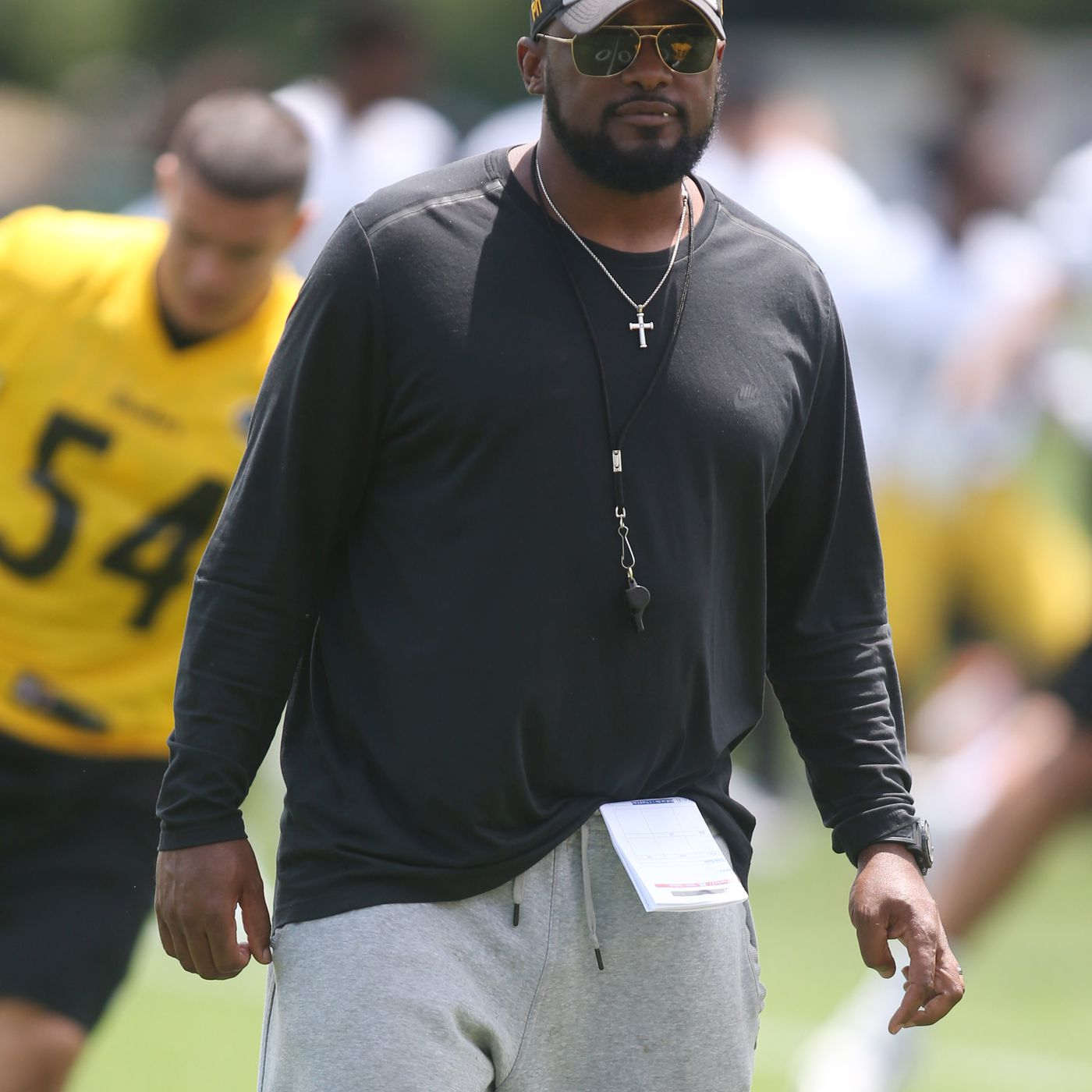 Mike Tomlin On Ben Roethlisberger S Weight Loss Could Mean A
