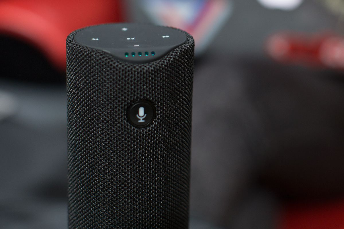 The voice-first user interface has gone mainstream