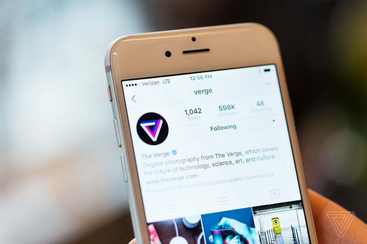 Instagram experienced a one-hour outage today - The Verge