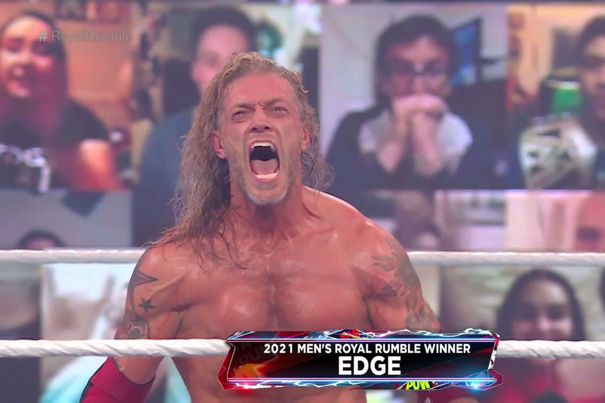 WWE Royal Rumble results: Edge outlast them all, head to WrestleMania -  Cageside Seats