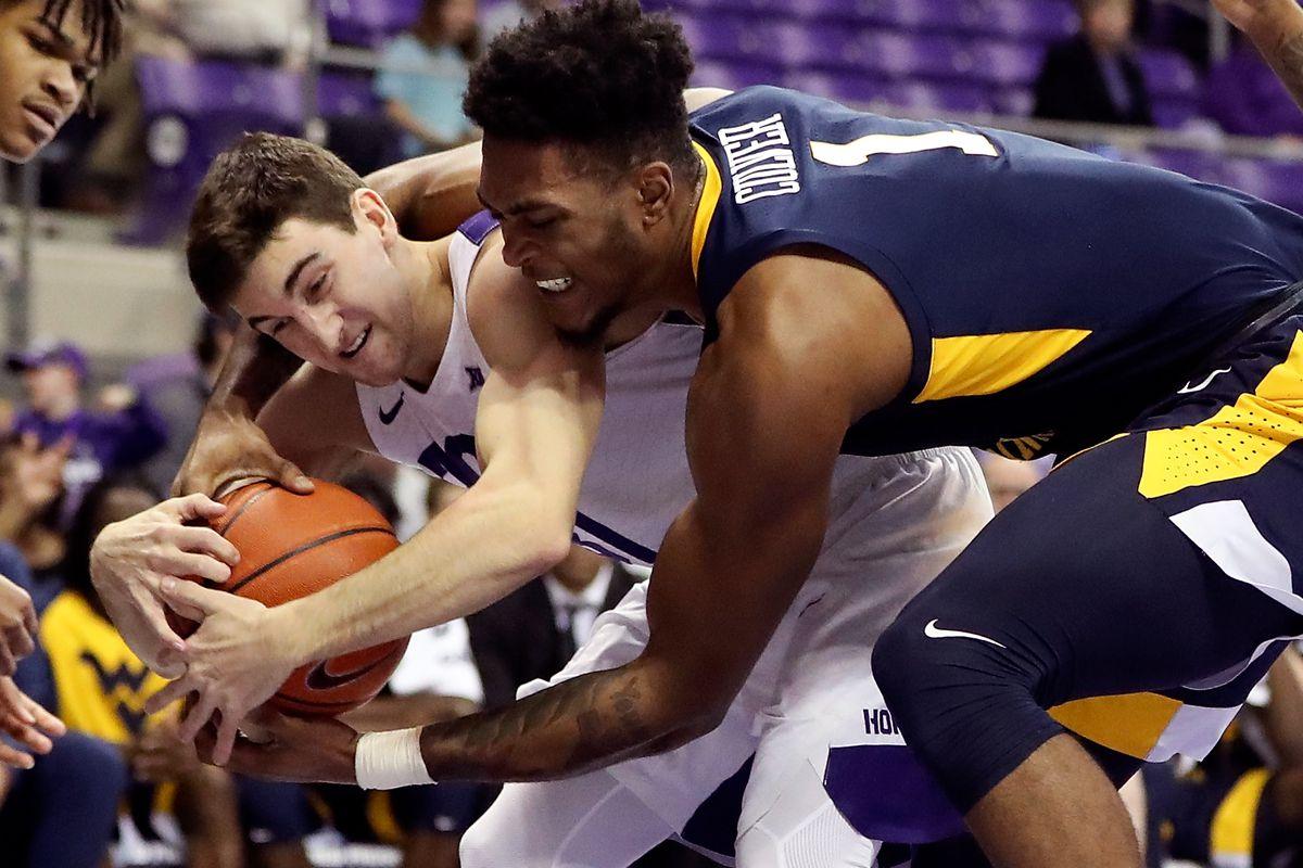 NCAA Basketball: West Virginia at Texas Christian