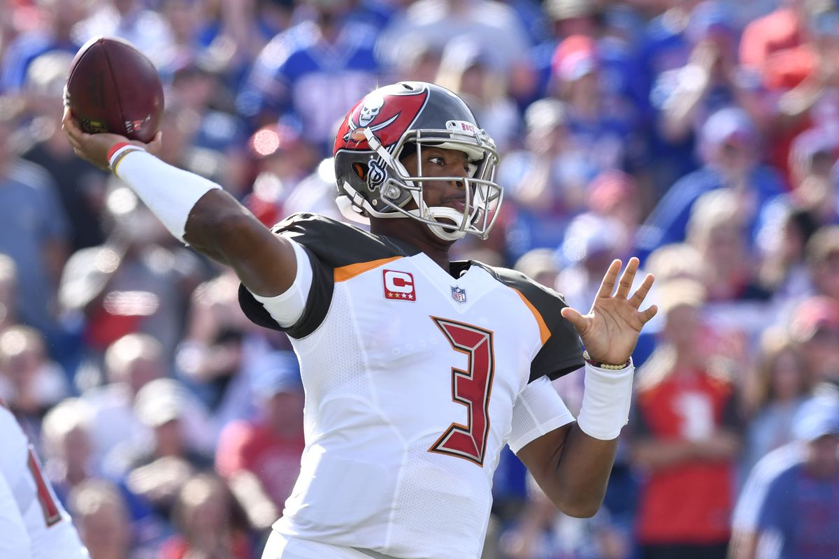 Jameis Winston is quietly having a breakout season Bucs Nation