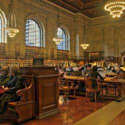"<b>New York Public Library</b>: Fifth Avenue at 42nd Street New York, NY; <a href=""http://www.nypl.org/spacerental/weddings"">book it here</a>. [<a href=""https://www.flickr.com/photos/forbiddendoughnut/947313606/in/photolist-2rHekd-9h3fso-9gZ5Nt-g26EDF-eem"