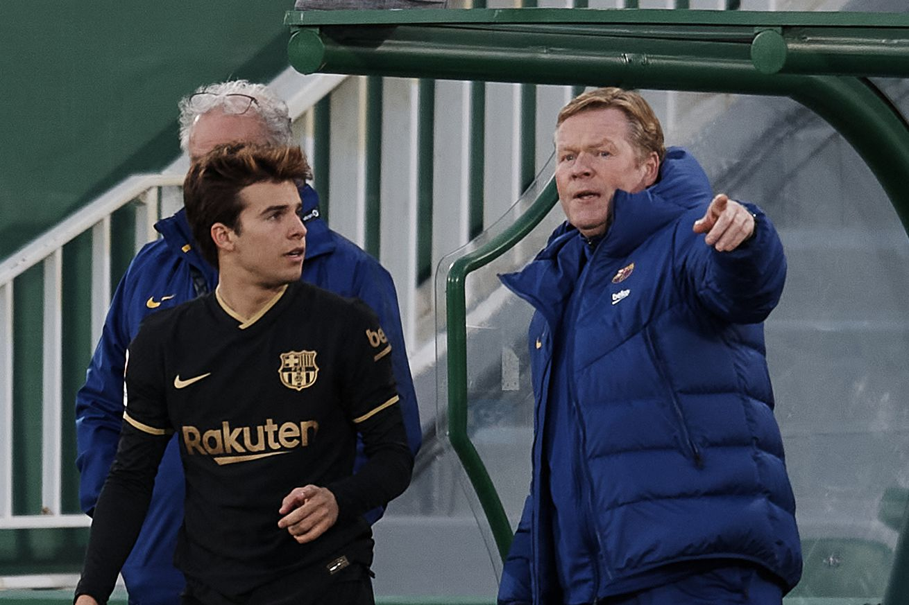 Koeman gives his verdict on Barca?s win over Elche