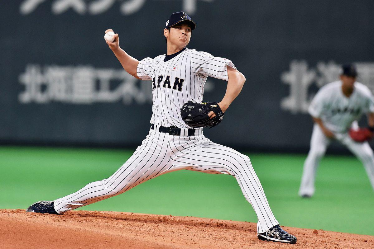 NPB's Shohei Otani