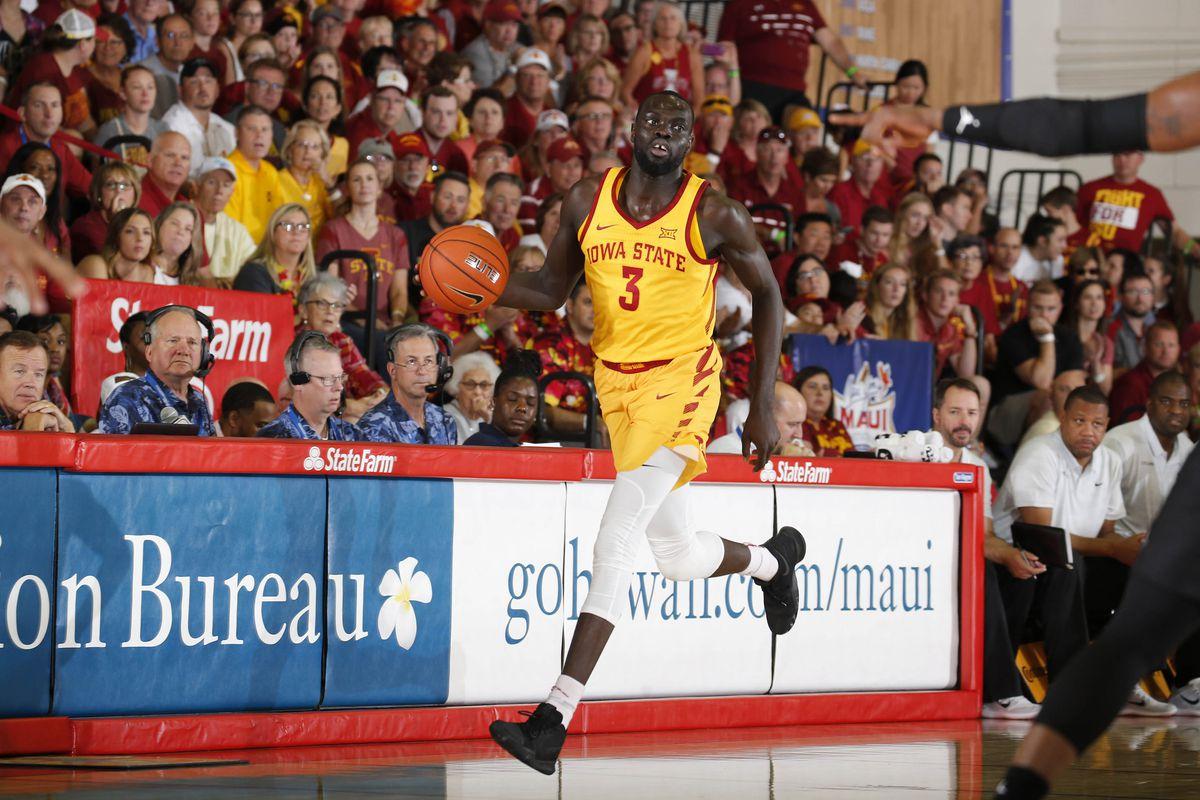 NCAA Basketball: Maui Invitational-San Diego State at Iowa State