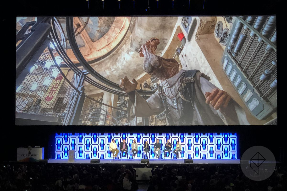 迪士尼的星球大战陆地漫画系列以回归绝地的有趣回调开始