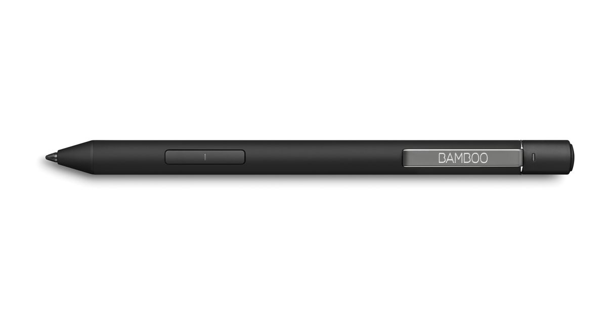 Wacom releases rechargeable Bamboo Ink Plus for Windows 10 tablets