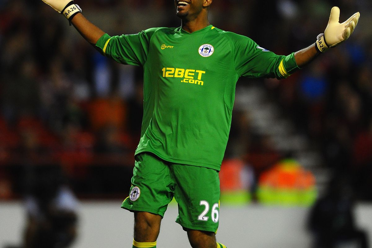 Ali Al Habsi wins our player of the month