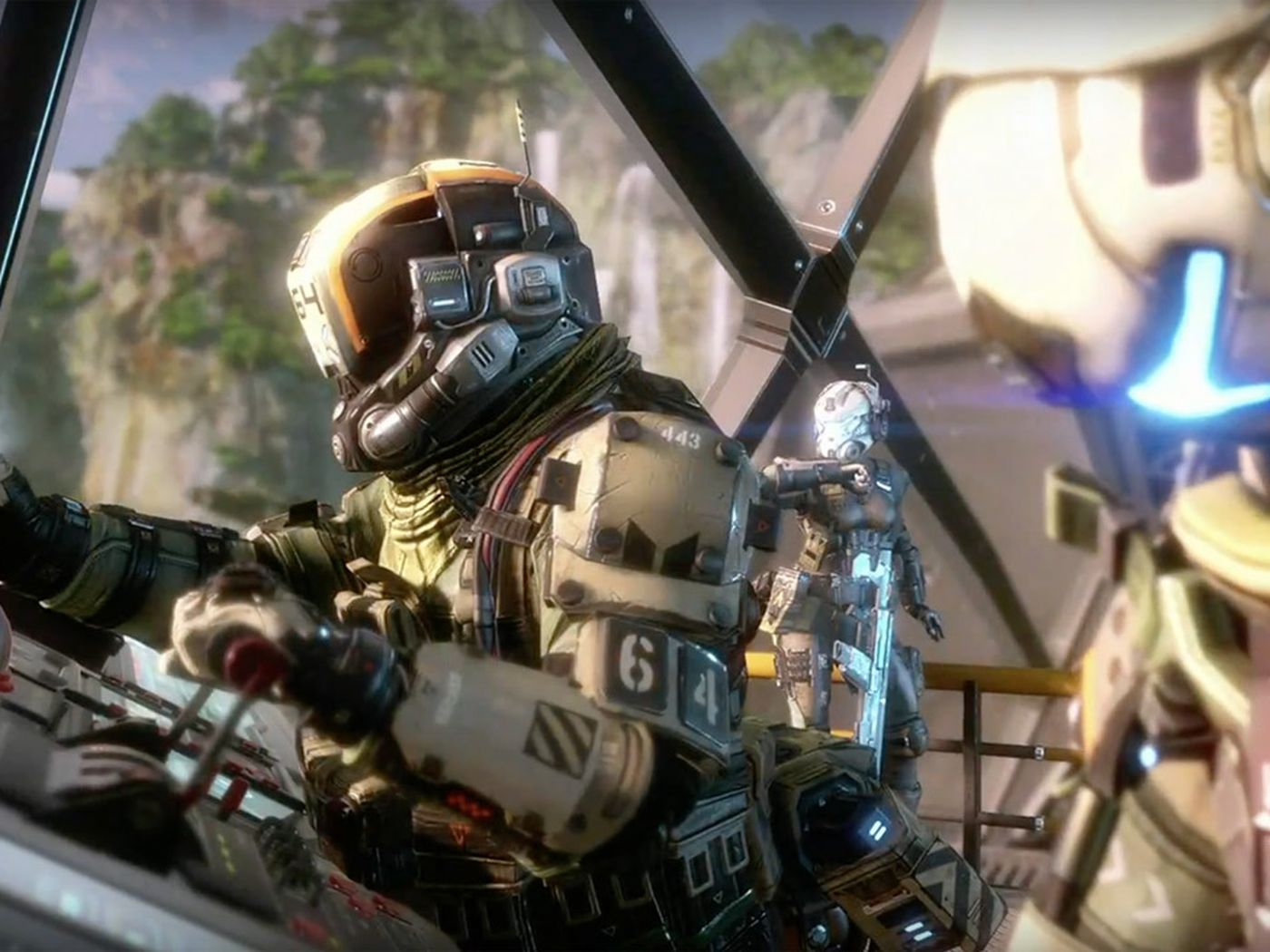 Titanfall 2 launches Oct  28, comes with offline single