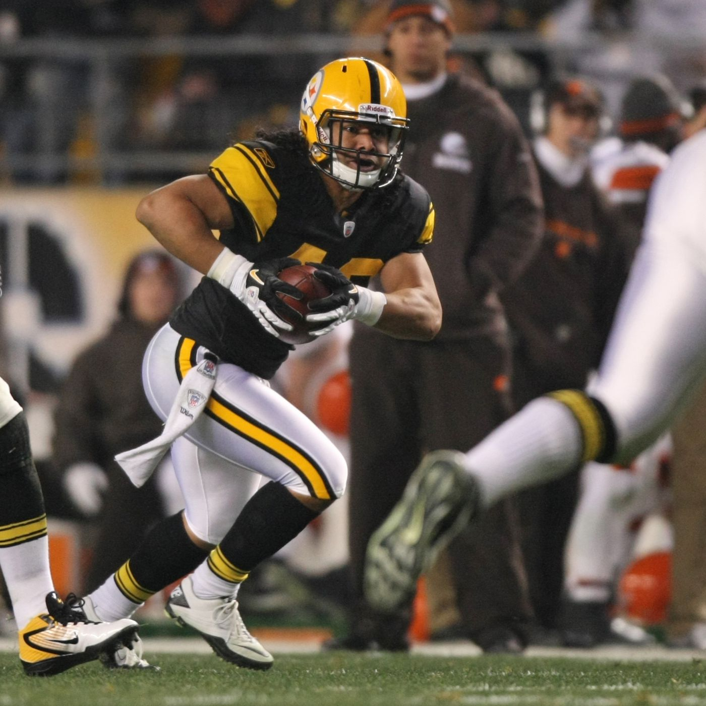 reputable site 4ac87 02625 Twitter reactions to the retirement of Troy Polamalu ...