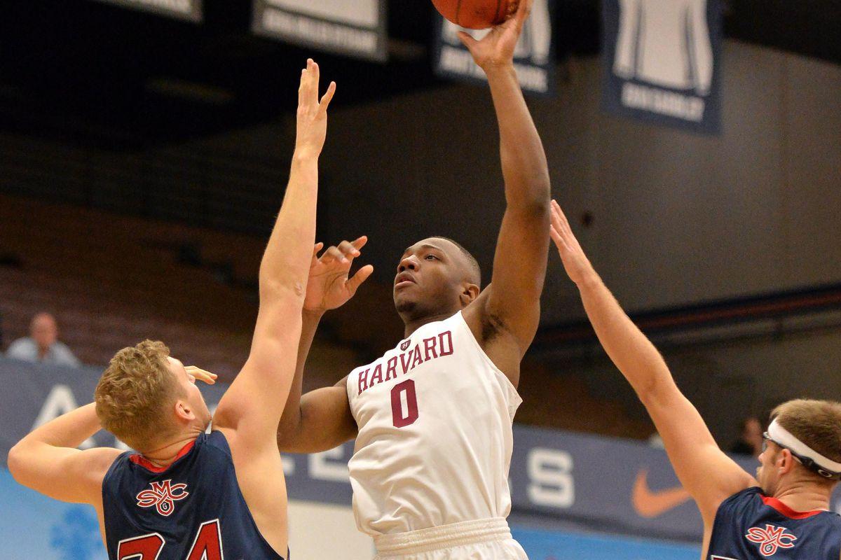 NCAA Basketball: Harvard vs St. Mary's