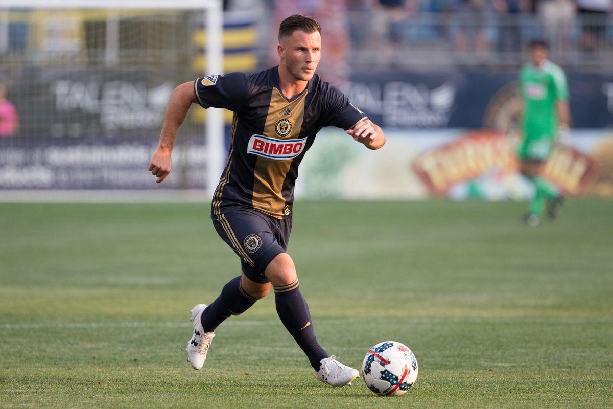 MLS: U.S. Open Cup-Harrisburg City Islanders at Philadelphia Union