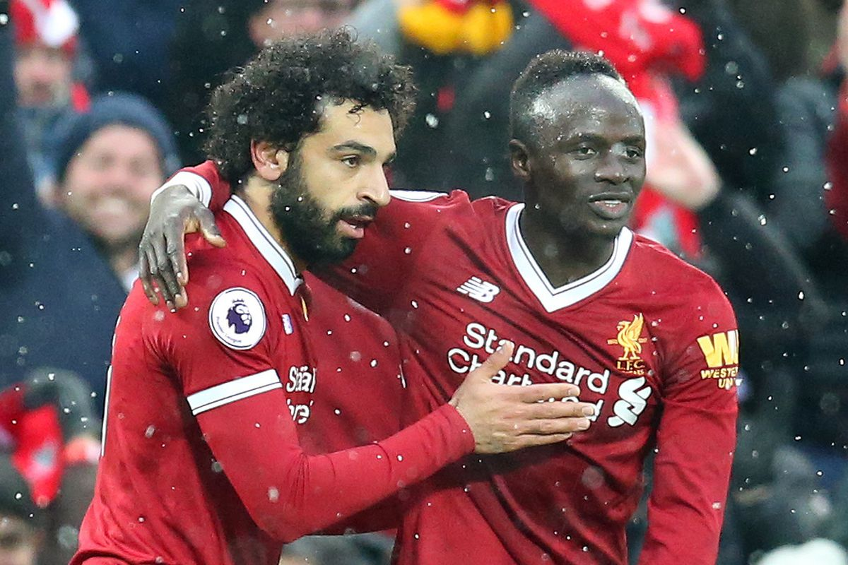 Liverpool top-scorer Mo Salah could miss Burnley game through injury