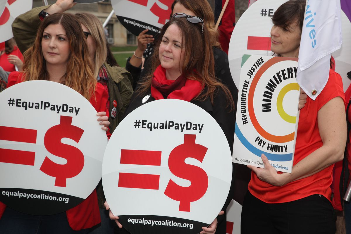 Gender wage gap: why the salary question is bad for women