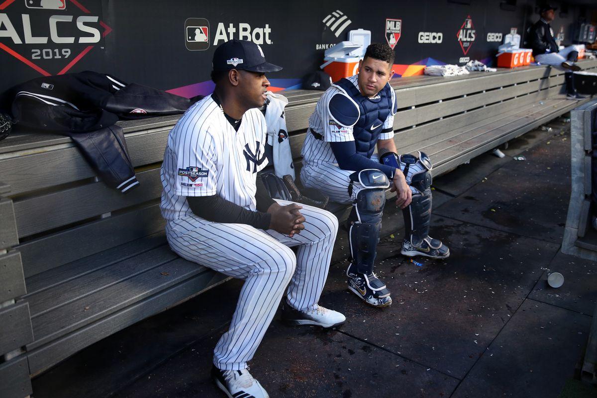 2019 ALCS Game 3 - Houston Astros v. New York Yankees