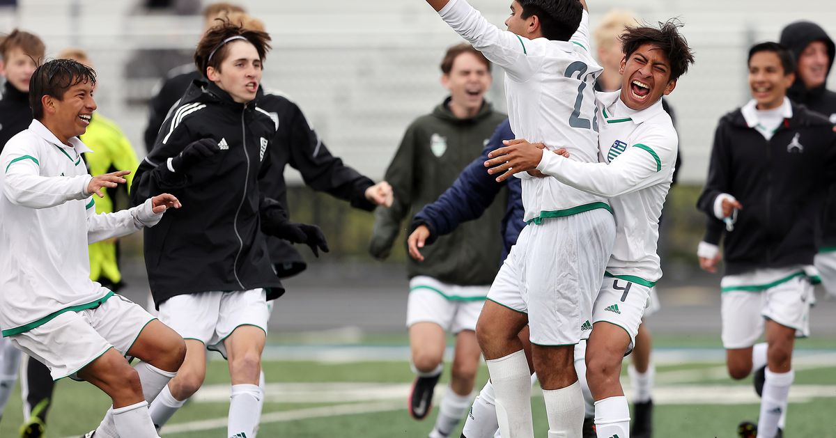 High school soccer: Copper Hills' Sam Briceno seizes opportunity, clinches shootout victory over Bingham