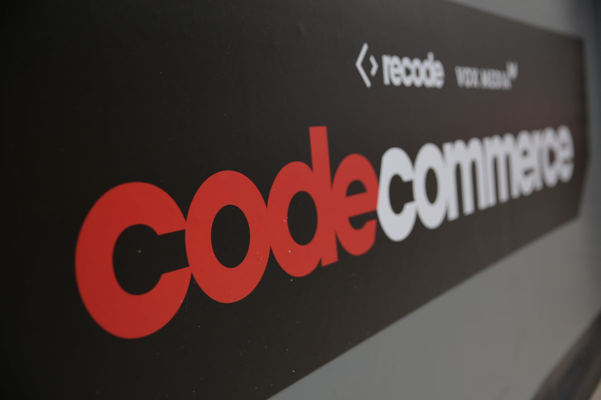 Recode and Vox Media host the Code Commerce Conference.