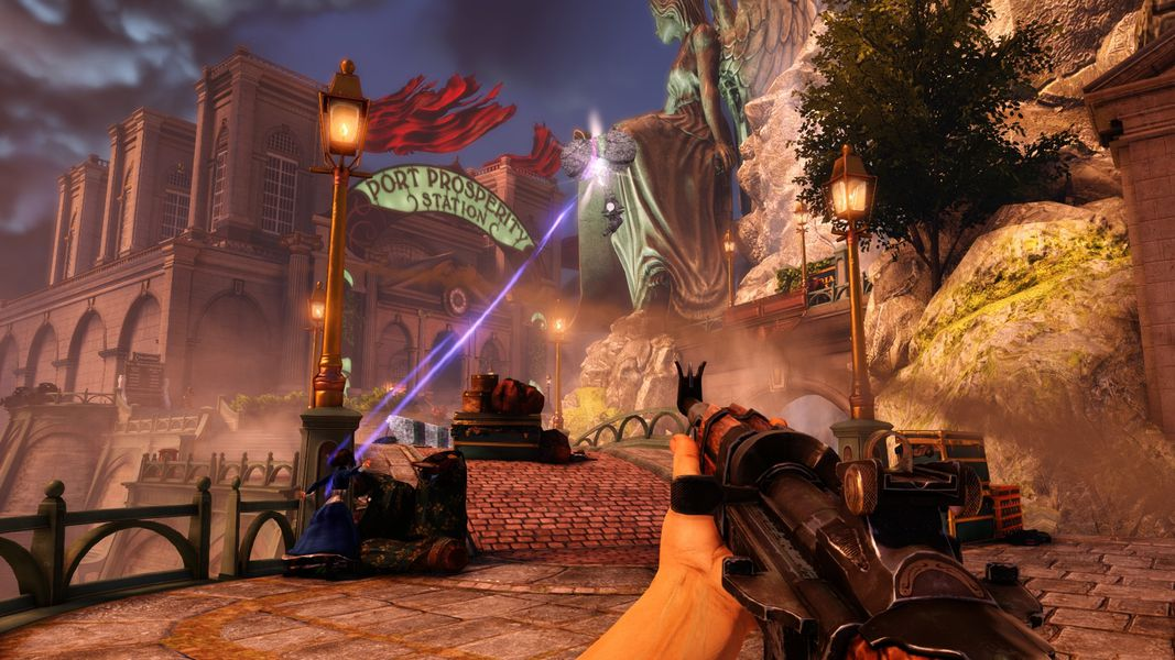 Image result for Bioshock: Infinite