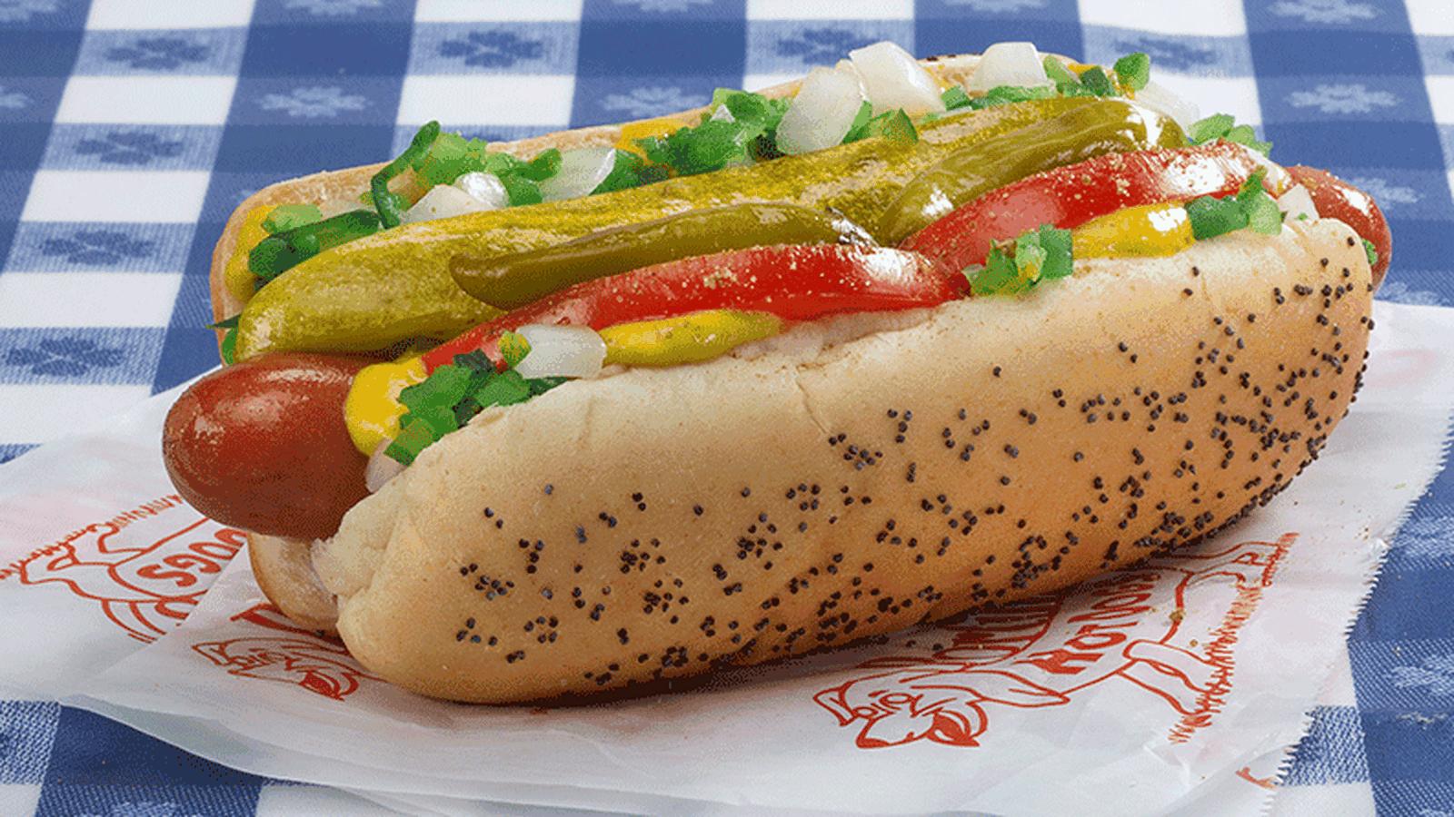 Chicago Hot Dog Nashville