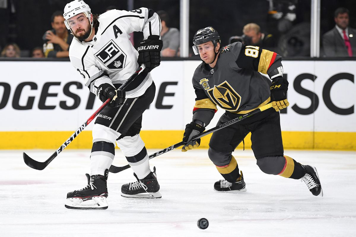 Drew Doughty Suspended 1 Game for Check on William Carrier in Playoffs
