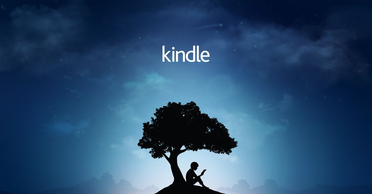 Background Kindle Pics: Amazon's New Kindle App Adds A Light Theme And Deeper