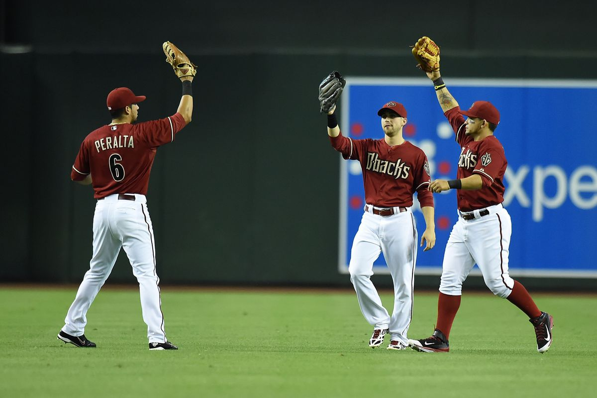 Gloves in the air if you hit a homer!