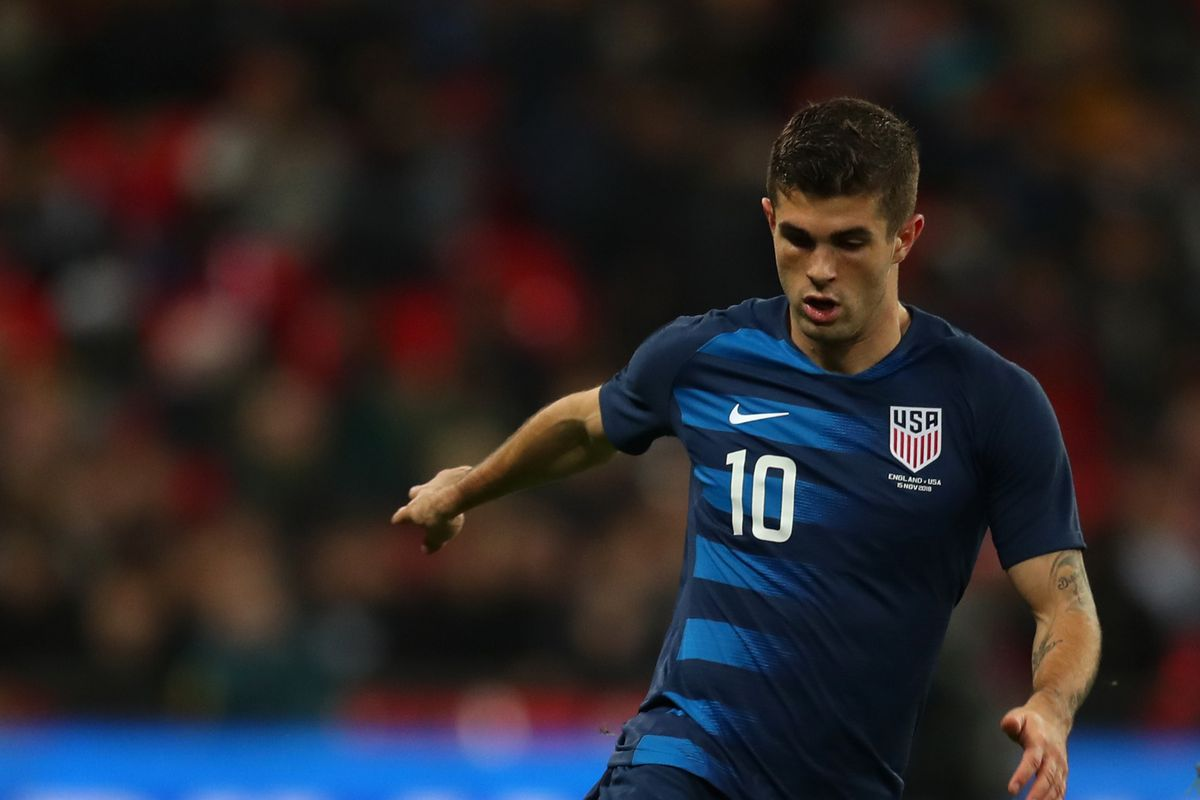 7e0e7918e BVB remain adamant Chelsea target Christian Pulisic will not move in January